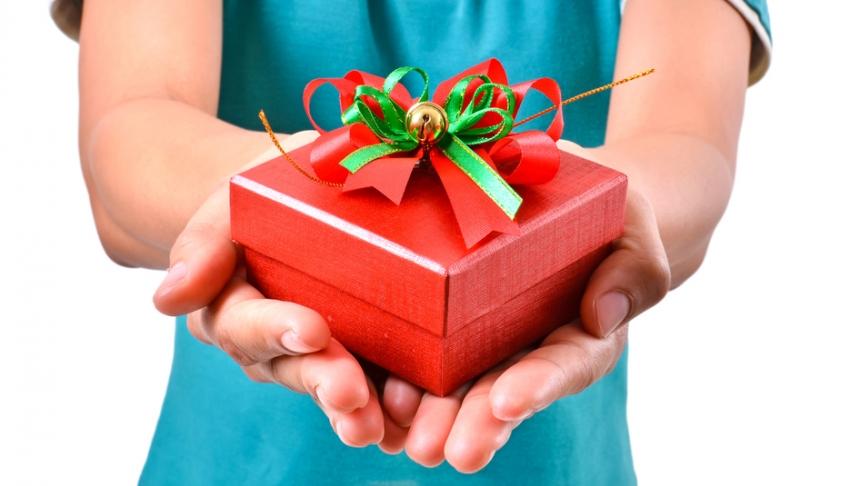 Как получить подарок из другой страны 82